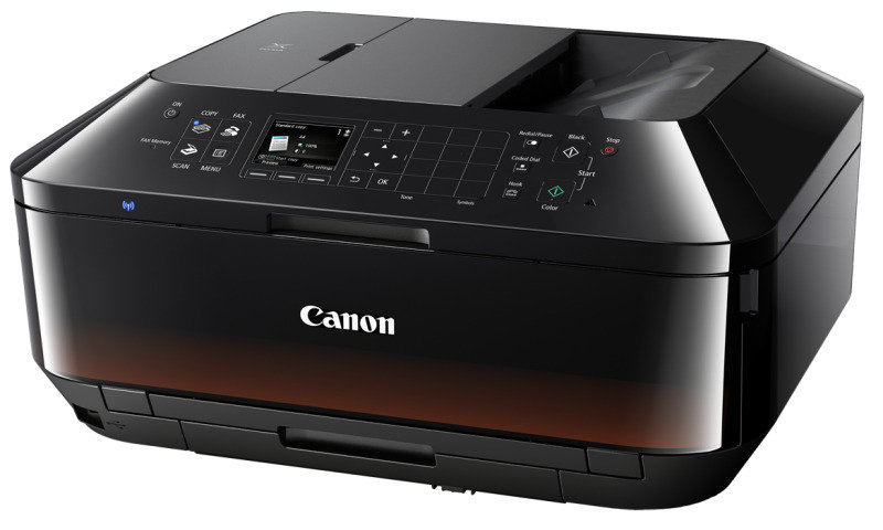 Canon MX725 Premium 5ink AllInOne Inkjet Printer