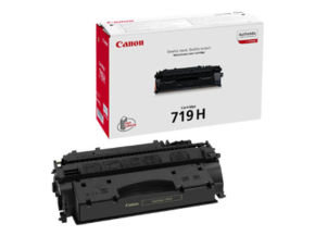 Canon 719H Black Toner Cartridge