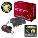 Asus Xonar Phoebus 7.1 Channel Sound Card - 90-YAA0M0-0UAN0BZ