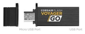 Corsair Flash Voyager Go 64gb Usb 3.0