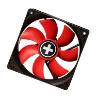 Xilence Red Wing (120mm) Case Fan (black/red)