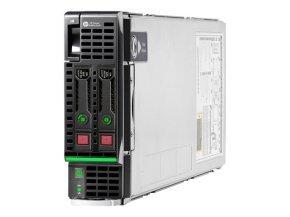 HPE ProLiant BL460c Gen8 E5-2660v2 2P 64GB-R P220i/512 FBWC Server