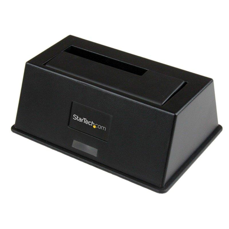 StarTech.com USB 3.0 SATA III Hard Drive Docking Station ...