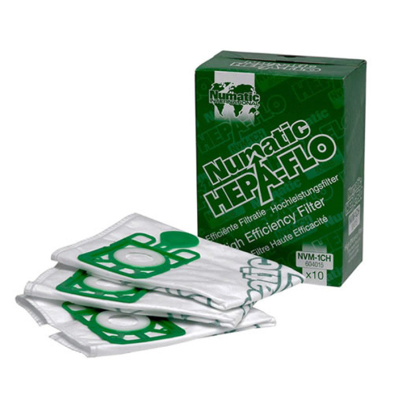 Numatic Henry 10 Pack 604015  Cleaner Bags