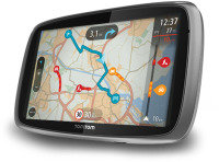 TomTom Go 600 - UK and ROI Maps