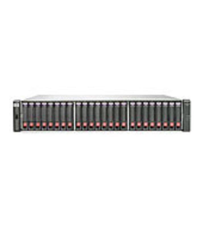 HPE P2000 G3 MSA FC/iSCSI Dual Combo Controller LFF Array