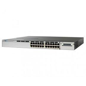Cisco WS-C3850-24P-E - Catalyst 3850 24 Port PoE IP Svcs