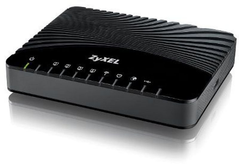 Zyxel VMG 1312B10A VDSL2 Wireless Modem