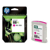 HP 88XL Magenta OriginalInk Cartridge - High Yield 1700 Pages - C9392AE