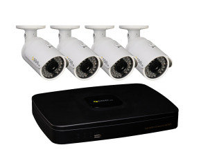 Q-See 4 Camera 4 Channel 1080p CCTV Network Video Recorder Kit with 1TB HDD