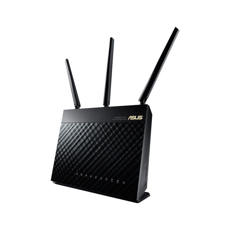 Asus RT-AC68U - Wireless AC1900 Dual-Band USB3.0 Gigabit Router