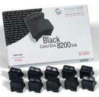 Xerox Phaser 8200 Colorstix Black Pack of 10