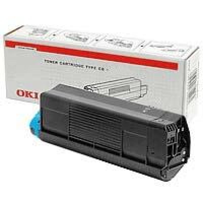 Oki Black Toner 3k C5200/5400