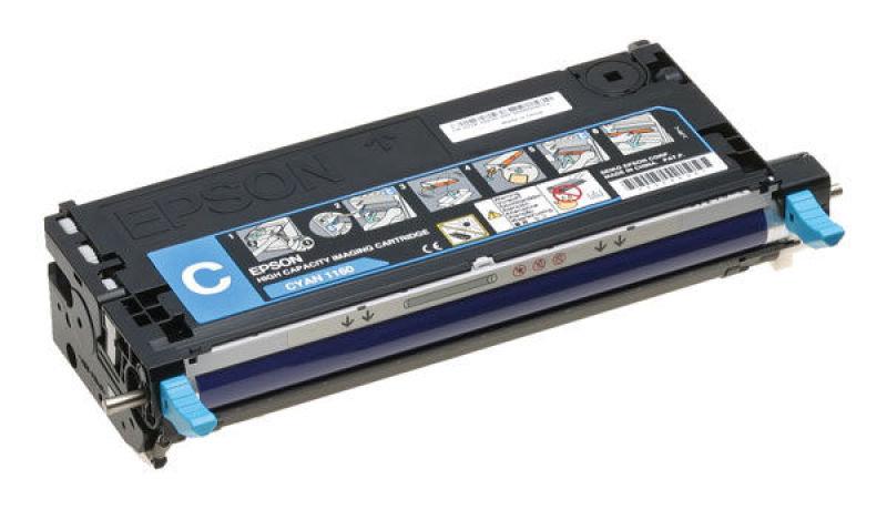 Epson C2800 High Yield Cyan Toner Cartridge