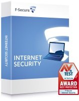 F-Secure Internet Security 2014 3 User- Electronic Download