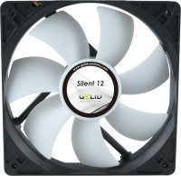 Gelid Solutions Silent 12 120mm Quiet Case Fan