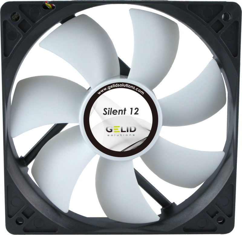 Image of Gelid Solutions Silent 12 120mm Quiet Case Fan