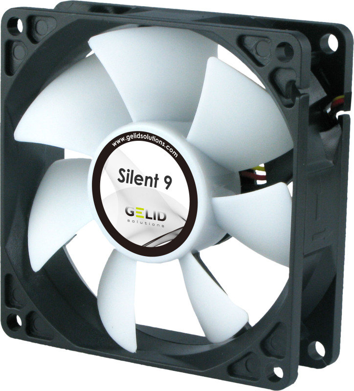 Image of Gelid Solutions Silent 9 92mm Quiet Case Fan