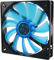 Gelid Solutions Wing 14 UV Blue 140mm High Performance Case Fan