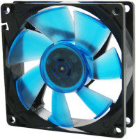 Gelid Solutions Wing 8 UV Blue 80mm High Performance Case Fan