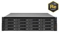 QNAP REXP-1600U-RP 48TB (16 x 3TB WD RE) 16 Bay 3U RAID Expansion