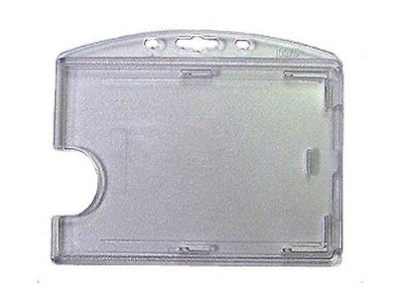 Image of PB Rigid Polycarbonate Transparent Badge Holder