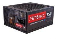 Antec High Current Gamer 750W Semi Modular 80+ Bronze Power Supply