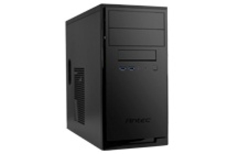 Antec NSK3100 Micro ATX Case 0.7mm 2 x USB3 92mm Fan 3 Year Warranty