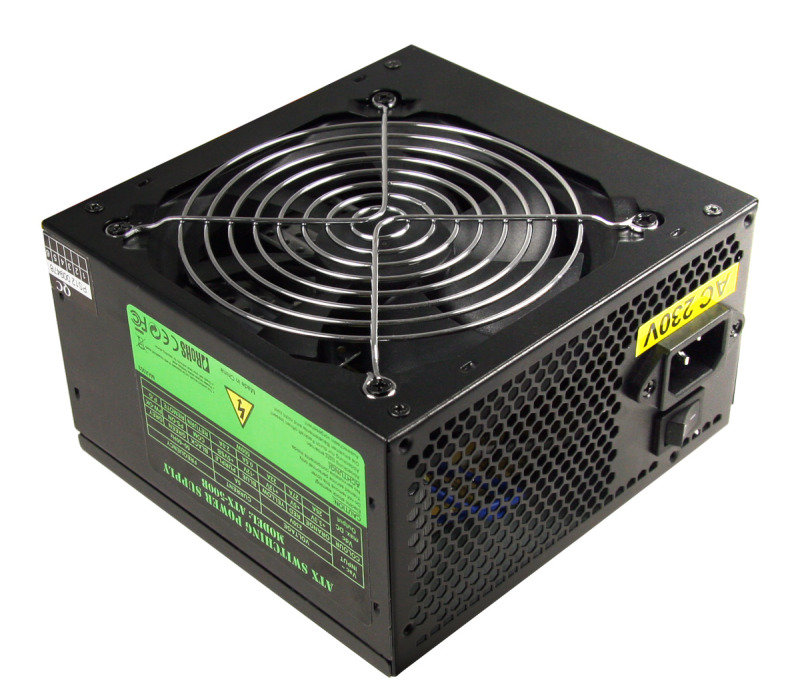 Builder 500W Fully Wired Efficient Power Supply