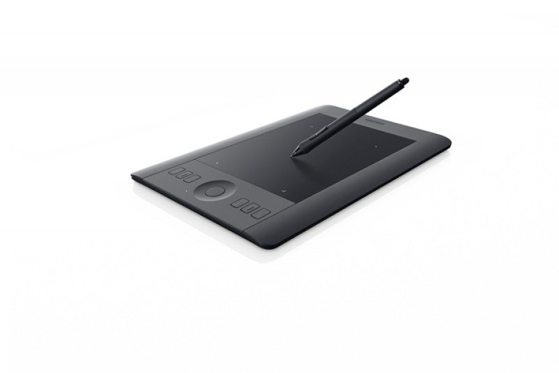 Image of Wacom Intuos Pro Small Graphics Tablet
