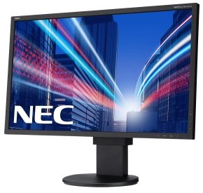"NEC EA244WMI 24"" IPS LED HDMI Monitor Black"