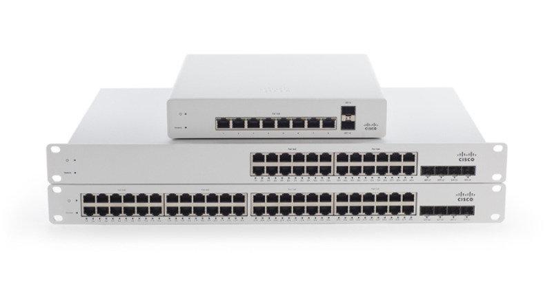 Meraki 24 port MS220-24 Cloud Managed Switch