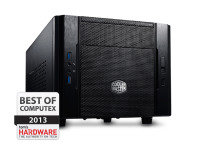 EXDISPLAY Cooler Master Elite 130 Mini ITX Case - 120mm Water Cooler Supported!