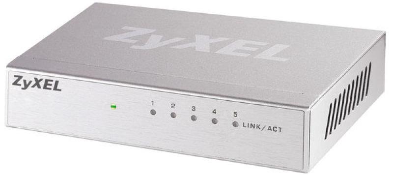ZyXEL ES105A 5 port 10/100 Desktop Switch