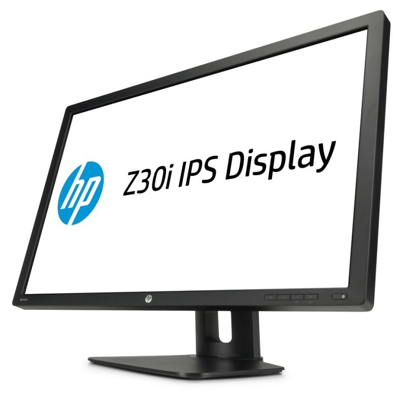 "HP Z30I 30"" LED IPS DVI HDMI Monitor"