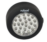 Rolson 24 LED Lamp with Hook & Magnet