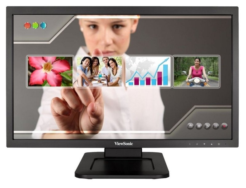 Viewsonic TD22202 22&quot Touch Screen Monitor
