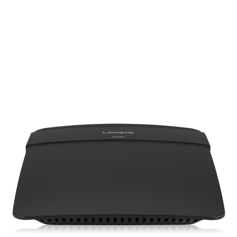 Linksys E1200 -  Wireless-N Cable Router