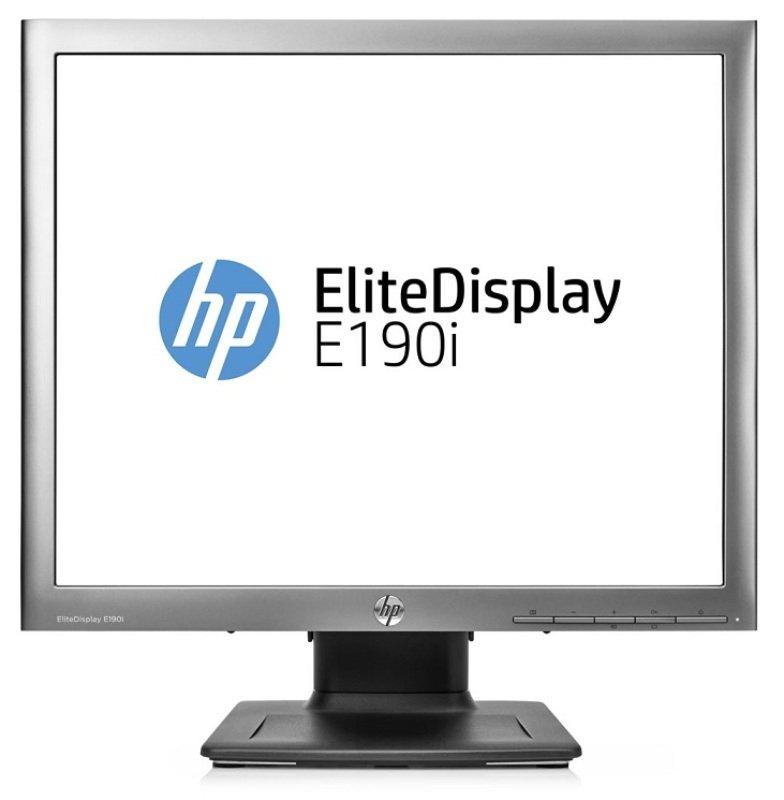 "HP ELITE DISPLAY E190I 19"" LED DVI Monitor"