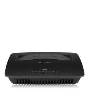 Linksys X1000 - Wireless N300 ADSL2+ Modem Router