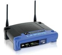 Linksys WRT54GL - Wireless G Linux Open Source Router