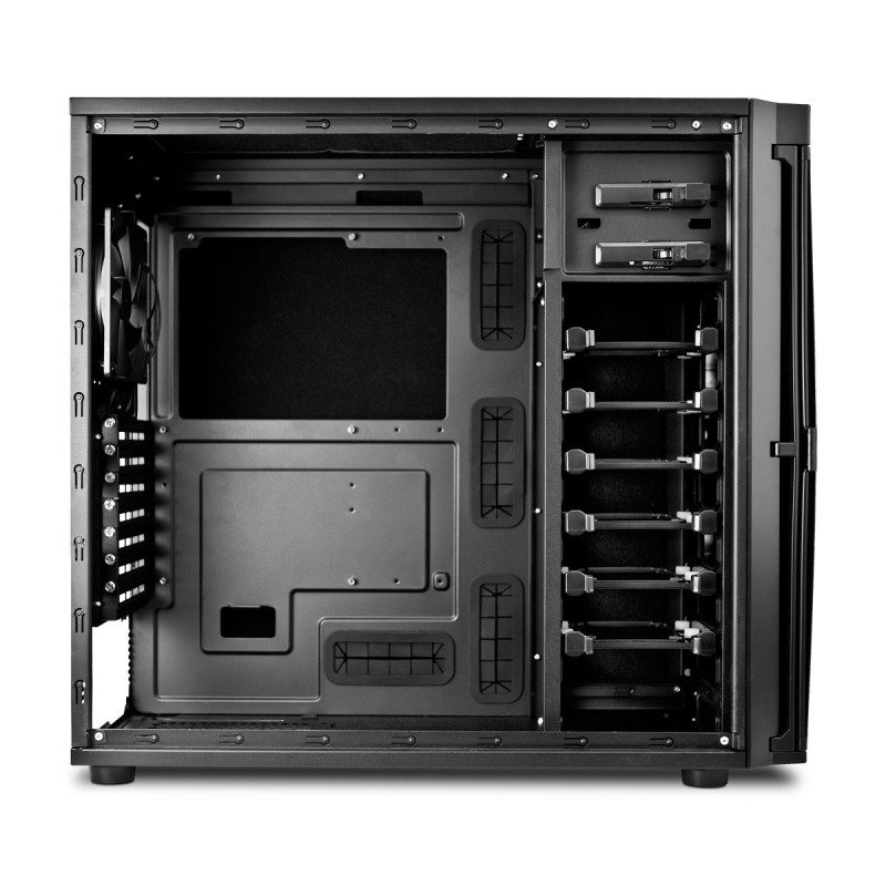 Antec P100 Tower Gaming ATX Case 2 x USB3 Soundproofed Toolless 2 x FDB Fans