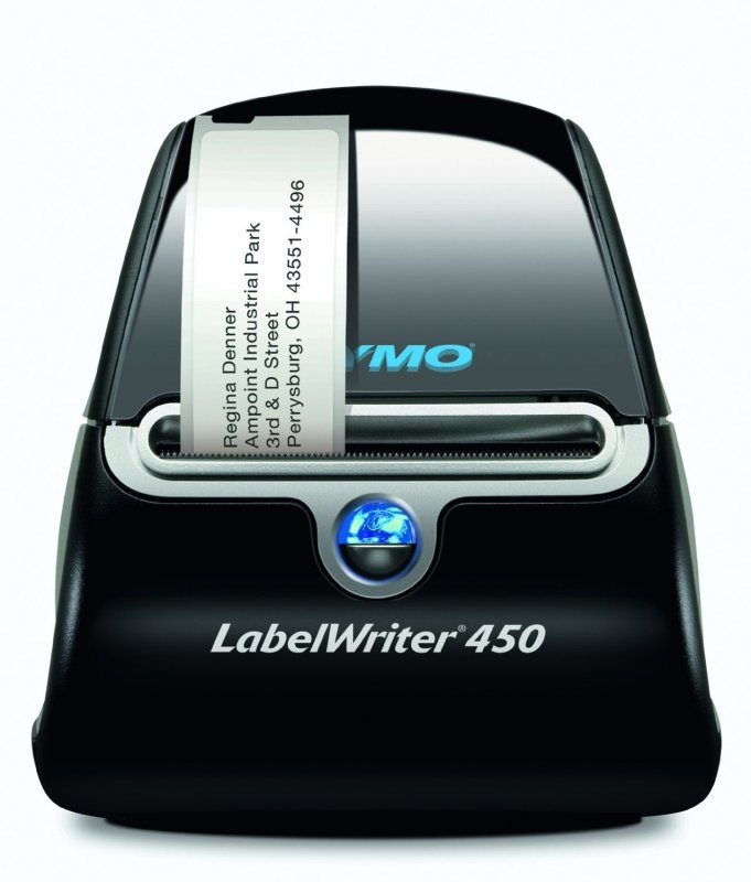 Dymo LabelWriter 450 Label Printer - with 3 FREE Packs of Labels