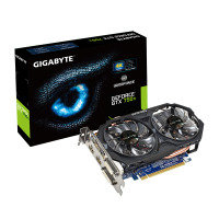Gigabyte GeForce GTX 750 Ti 2GB GDDR5 Dual DVI HDMI PCI-E Graphics Card