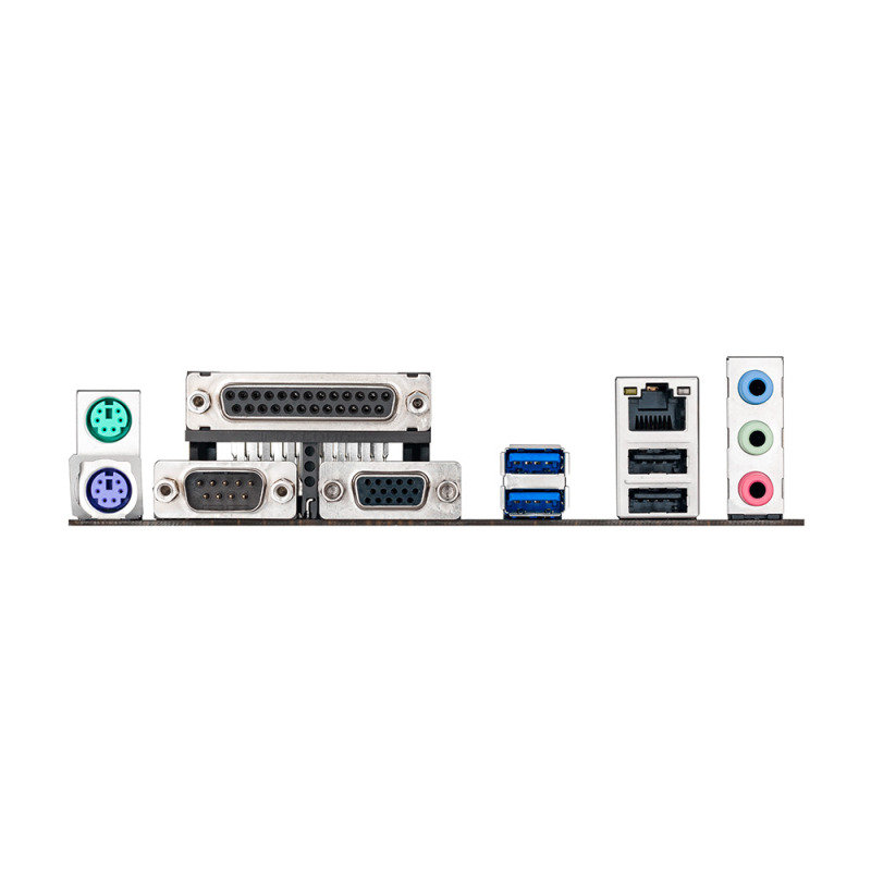 EXDISPLAY Asus H81-PLUS socket 1150 8-Channel HD Audio ATX  Motherboard