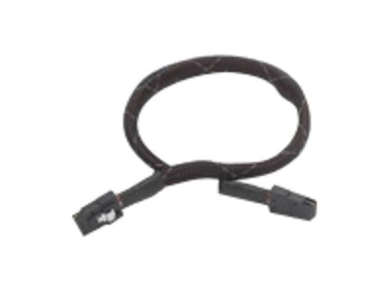 Adaptec - Serial Attached SCSI (SAS) internal cable - straight thru - 4-Lane - 36 pin 4i Mini MultiLane - 36 pin 4i Mini MultiLane - 50 cm