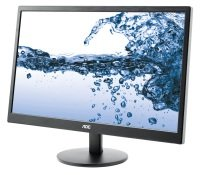 "AOC E2270SWN 21.5"" LED VGA Monitor"