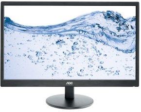 """AOC E2470SWHE 24"""" LED HDMI Monitor"""