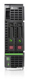 HPE ProLiant BL460c Gen8 E5-2670v2 2P 64GB-R P220i/512 FBWC Server