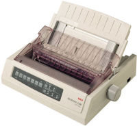 EXDISPLAY OKI ML3320eco Dot Matrix Printer